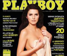 Joana Vieira Playboy Portugal Março 2013