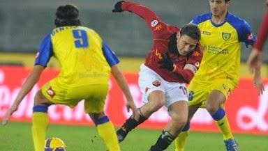 Prediksi Skor Roma vs Chievo 18 Oktober 2014
