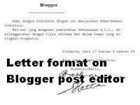 Panduan posting blog