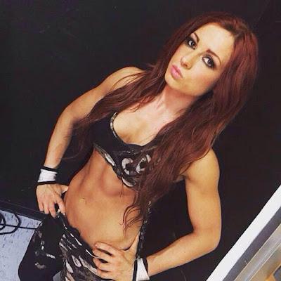 NXT Diva Becky Lynch