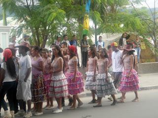 CARNAVAL TIMOR LESTE 2012 (on 18 February 2012)