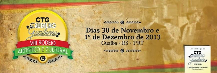CTG Caudilho Guaibense - Guaíba/RS