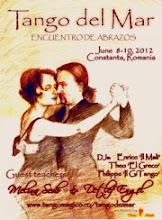 TANGO DEL MAR - Encuentro de Abrazos 2012