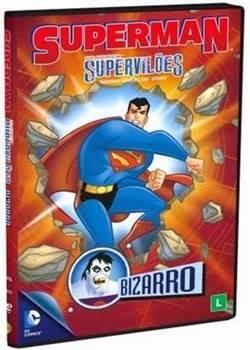 Baixar Superman Super Vilões Bizarro Dublado AVI Torrent