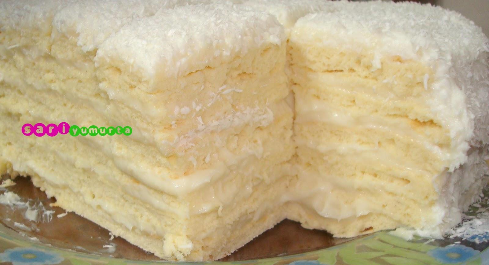 Amonyaklı Pasta Videosu