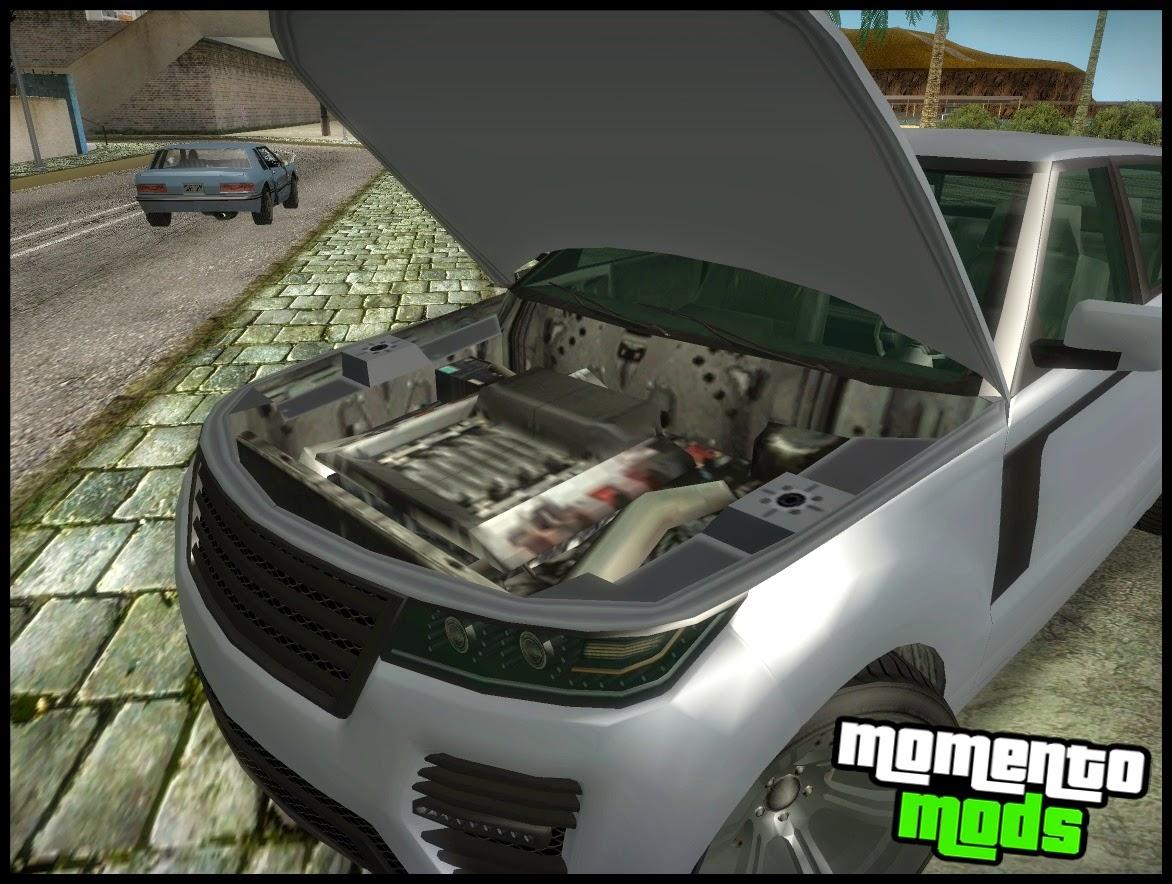 GTA SA - Baller Convertido Do GTA V