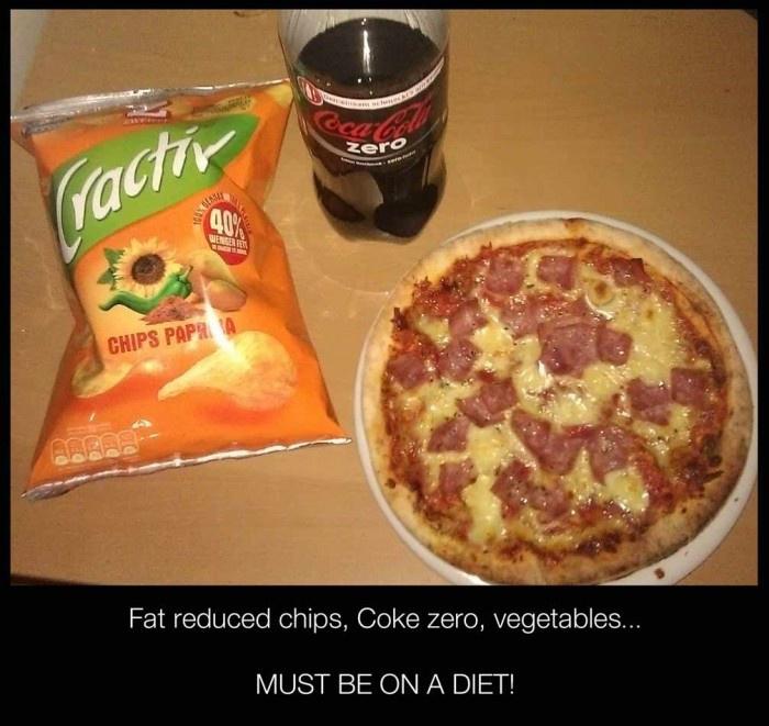 My Diet Menu Improvement!