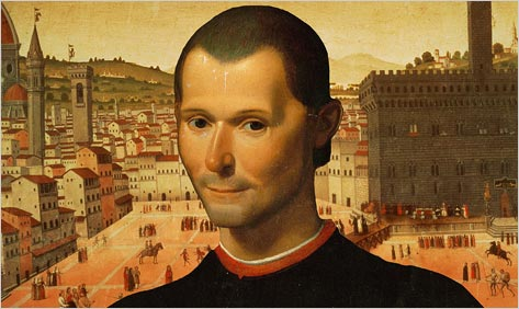 Machiavelli for Moms Blog