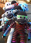 Check out my Sock Monkey pages!