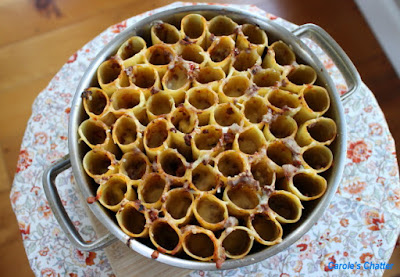 Carole's Chatter: Honeycomb Cannelloni – good idea, bad execution