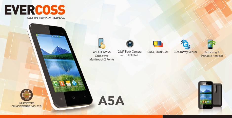 Android Cross A5A