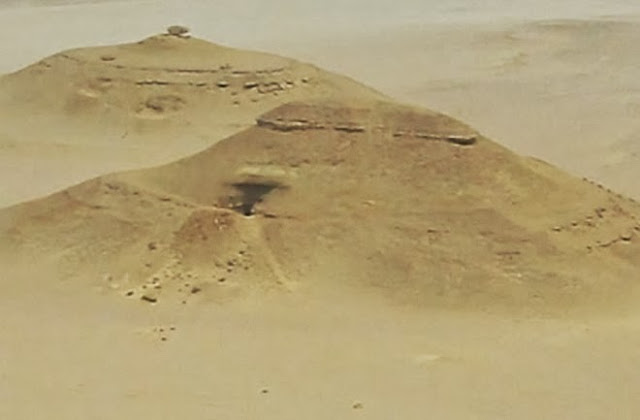 Pyramids Hidden in Satellite Images