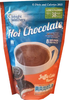 Weight Watchers Jaffa Cake Flavour Hot Chocolate