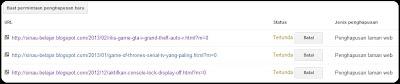 Cara Menghilangkan Tag Judul Duplikat Pada Blog