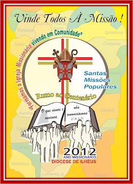 ANO MISSIONÁRIO - 2012