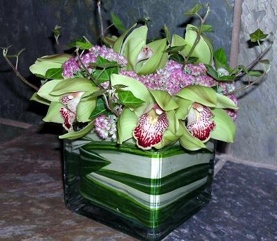 Decoraci n de rincones ideas para decorar con flores - Decoracion con flores artificiales ...