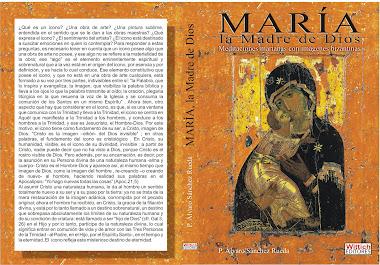 """Portada del libro del P. Álvaro: """"María, la Madre de Dios"""""""