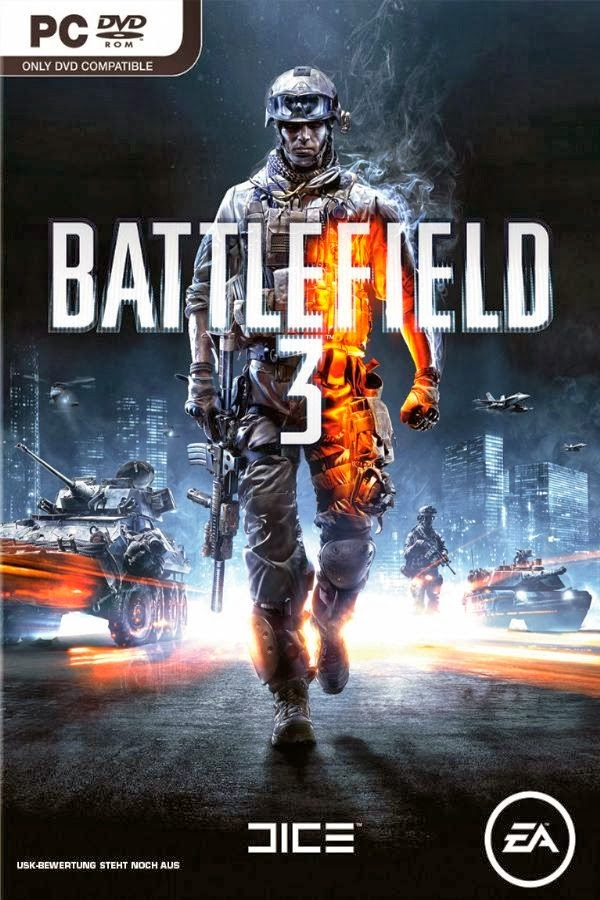 Battlefield 3 PC Game Free Download Full Version