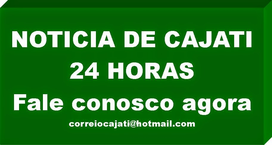 NOTICIA DE CAJATI 24 HORAS