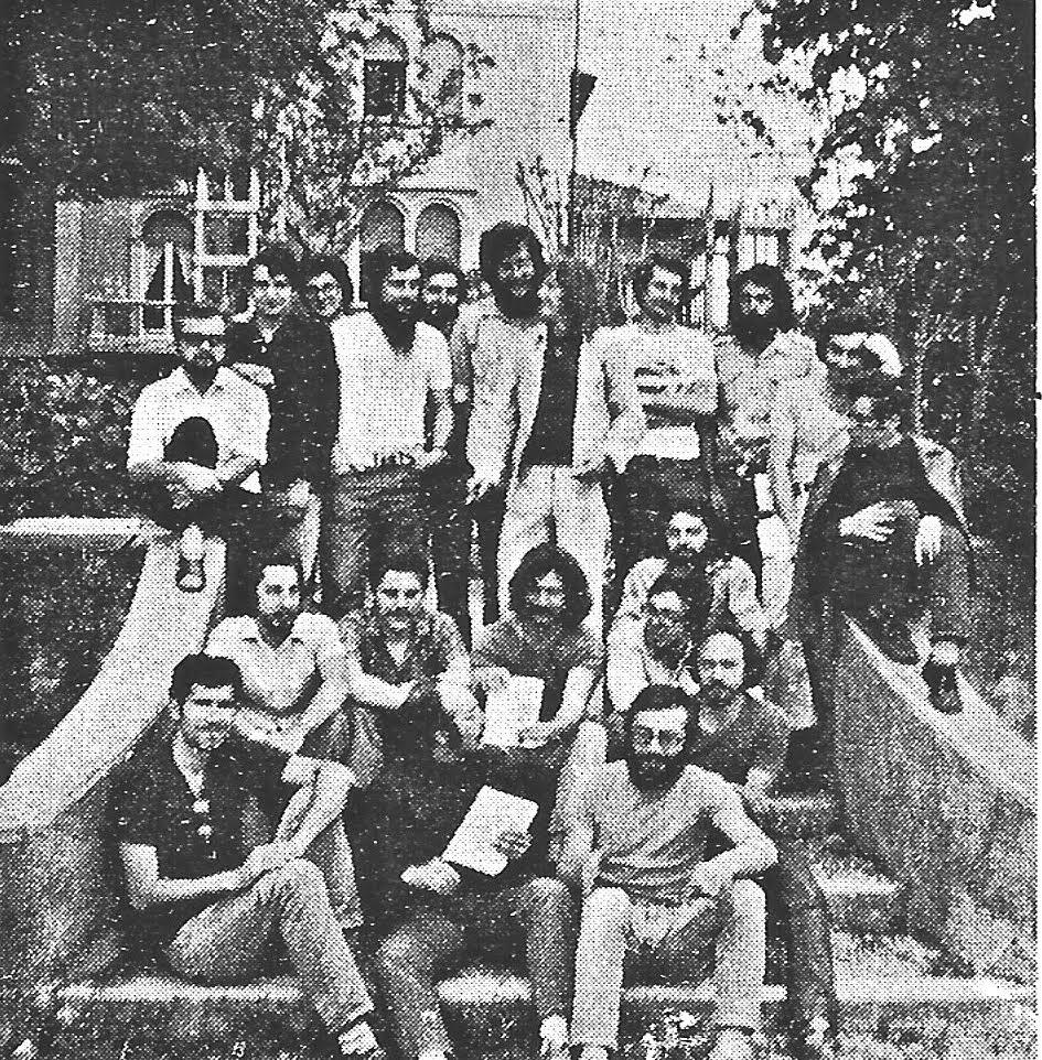 Sathya Graha Giugno '74