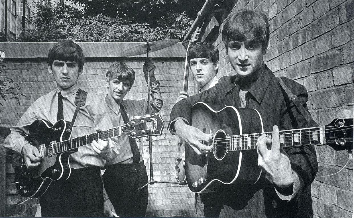 Rare Posters Beatles