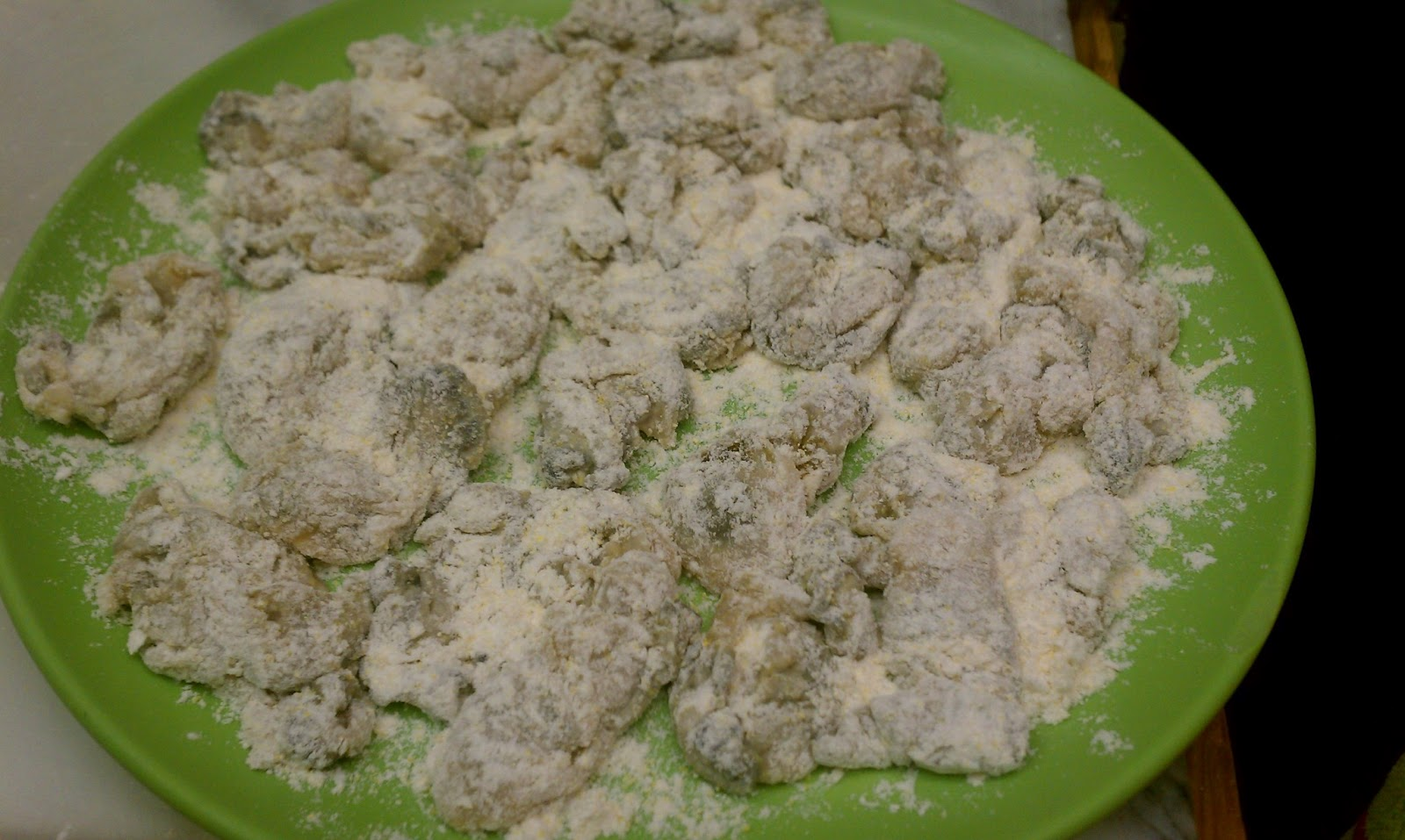 how to cook fried oysters video