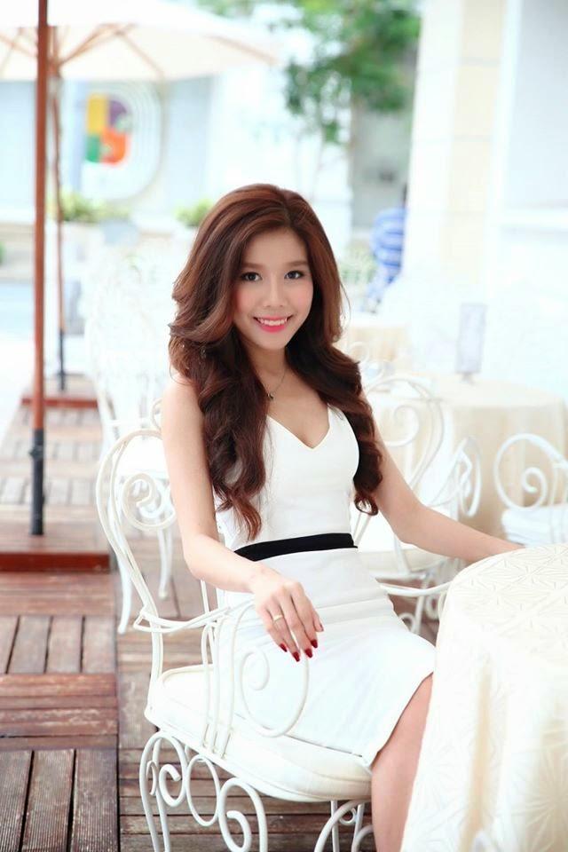 Tuệ Nghi - Nữ doanh nhân 9x xinh đẹp, quyến rũ