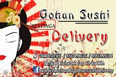 comida japonesa GOHAN SUSHI