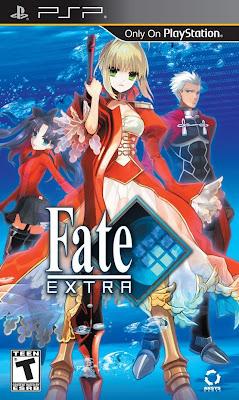 Fate/Extra PSP
