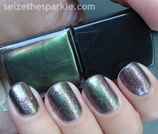 Cover Girl Emerald Blaze Layering