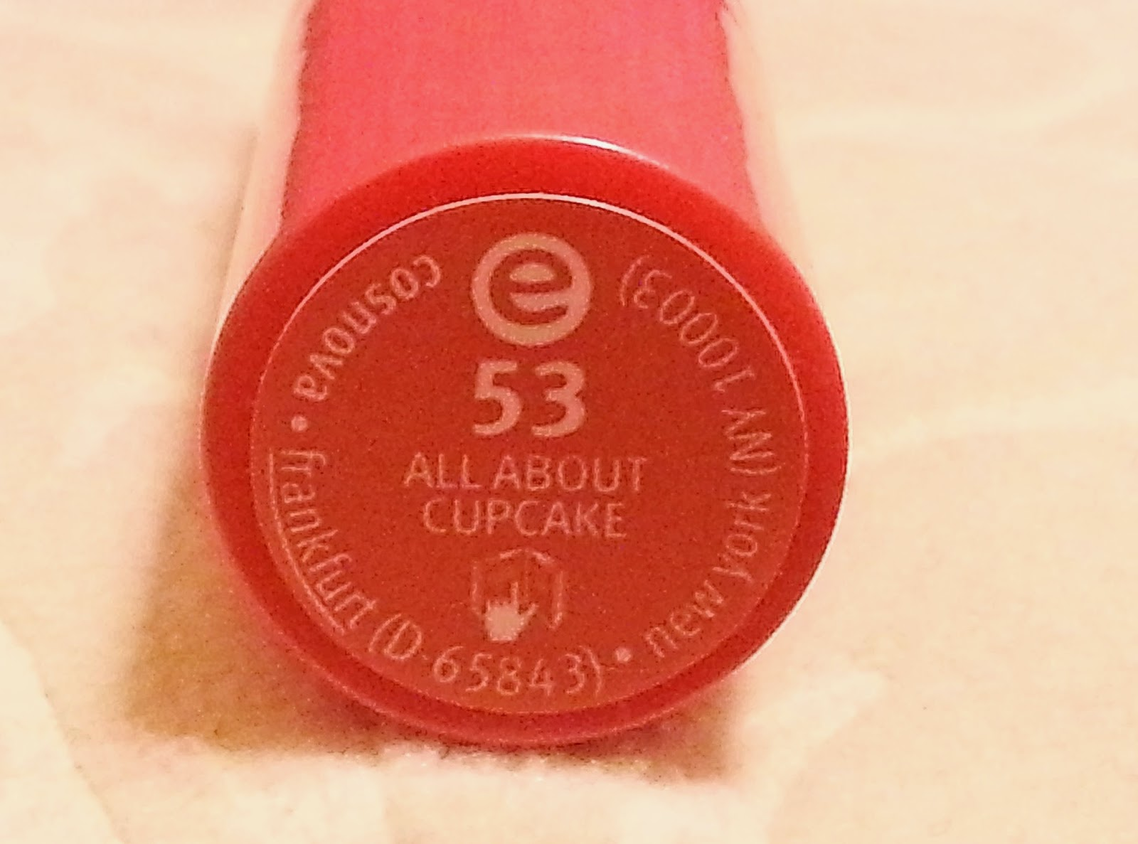 Essence All About Cupcake