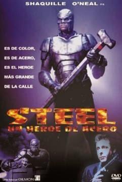descargar Steel Un Heroe de Acero – DVDRIP LATINO