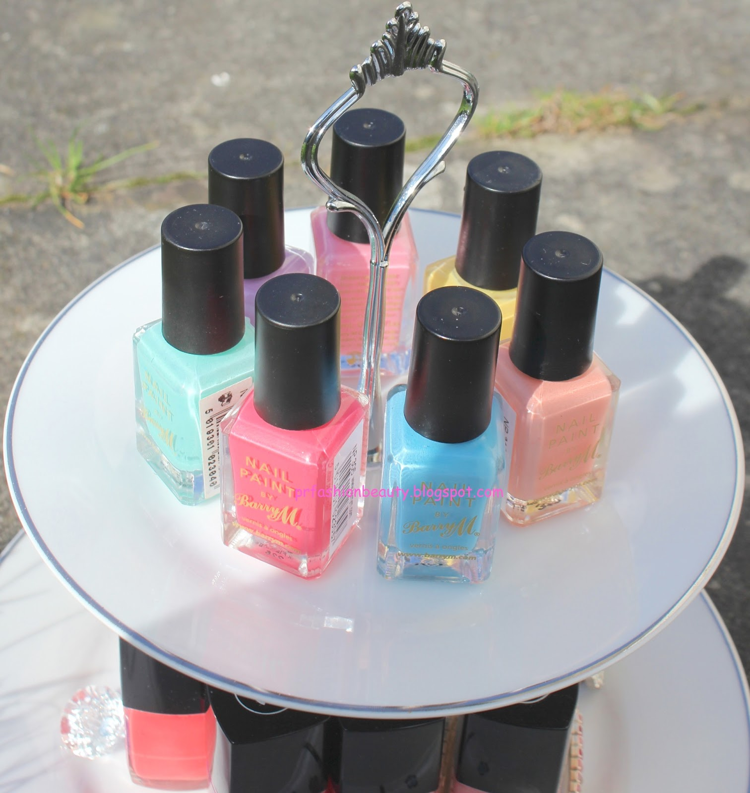 Do it yourself nail polish holder papillon day spa do it yourself nail polish holder solutioingenieria Choice Image