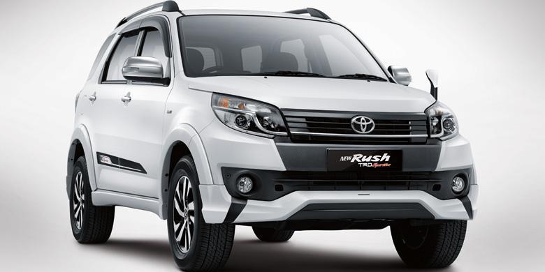 Toyota New Rush 2015
