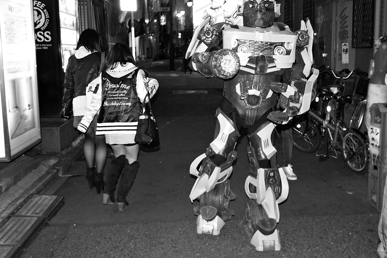 Shinjuku Mad - Happy endings 23