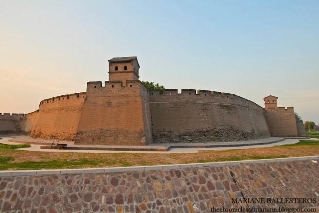 pingyao wall