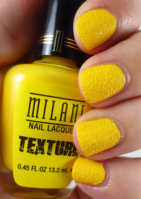 Milani Texture Cream Yellow Mark