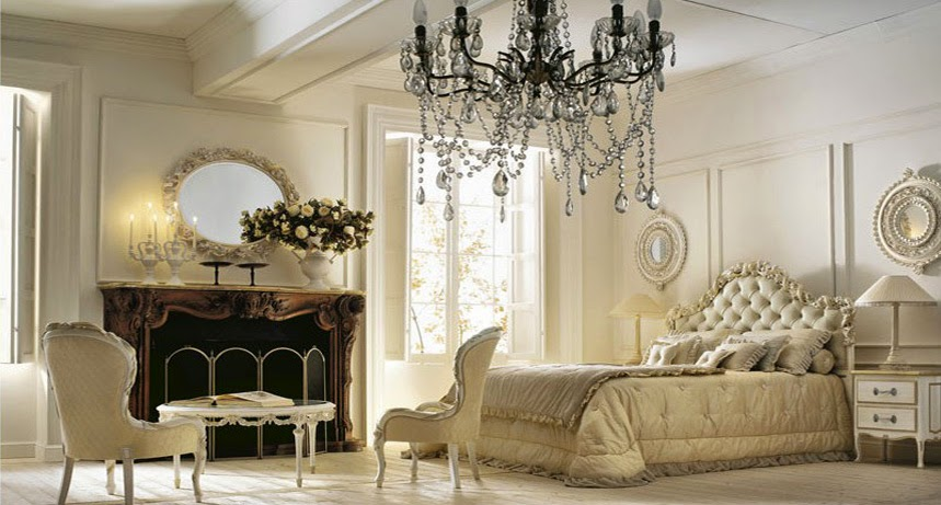 Great Tips For Classic Style Interior - Classic interior design