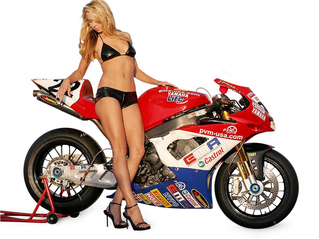 Hot Girls On Bike Wallpaper Pack 2  All Entry Wallpapers