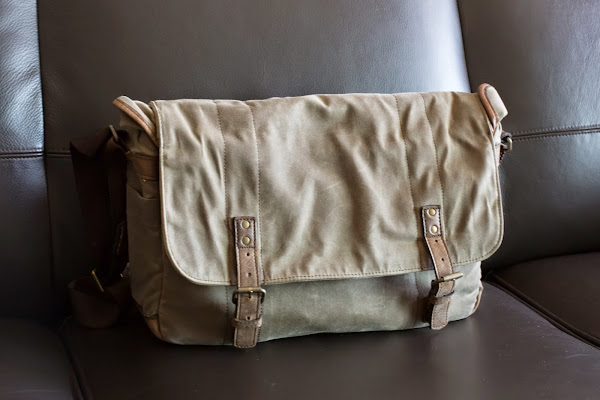 ONA Union Street camera/laptop bag