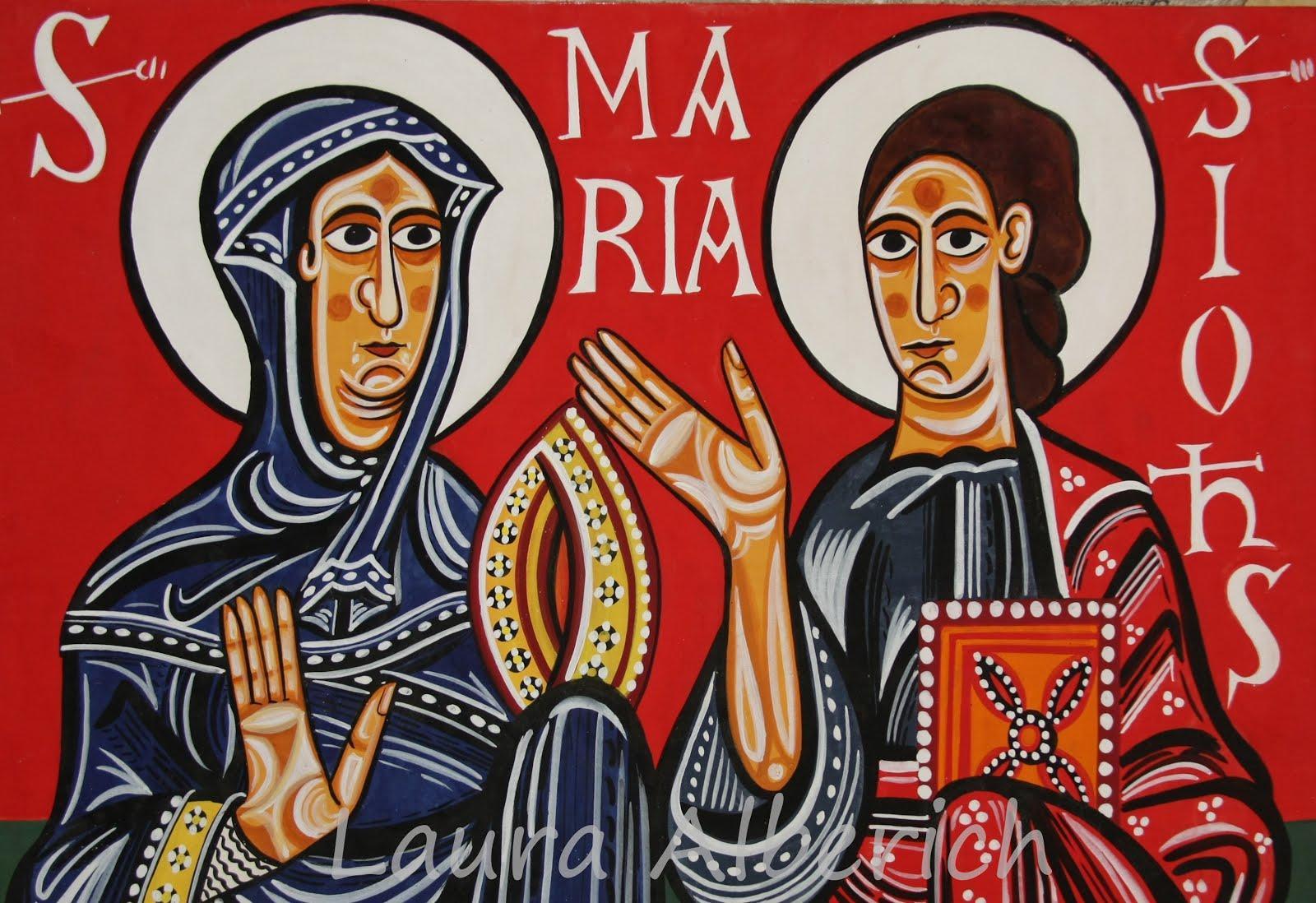 Santa María de ...Siones?