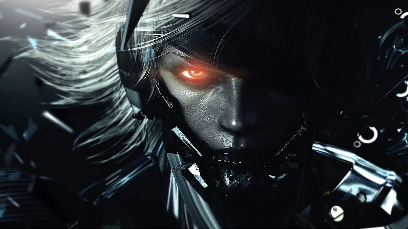 metal+gear+solid+rising+wallpaper Metal Gear Rising: Revengeance Wallpapers in HD