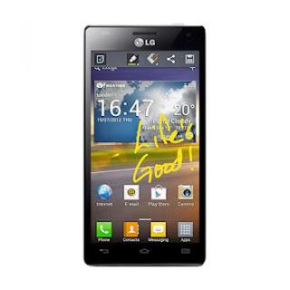 LG Optimus 4X HD P880 un smartphone de la LG
