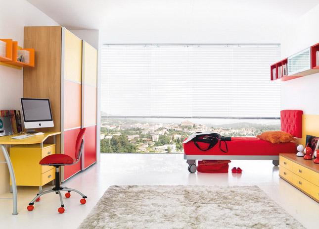 De que color pintar las paredes del dormitorio for Color del dormitorio de los padres