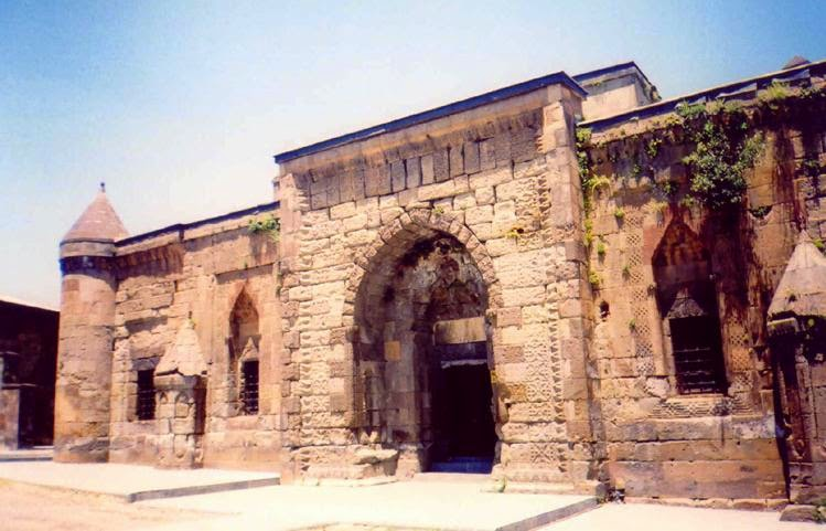 İshaliye Medresesi Bitlis