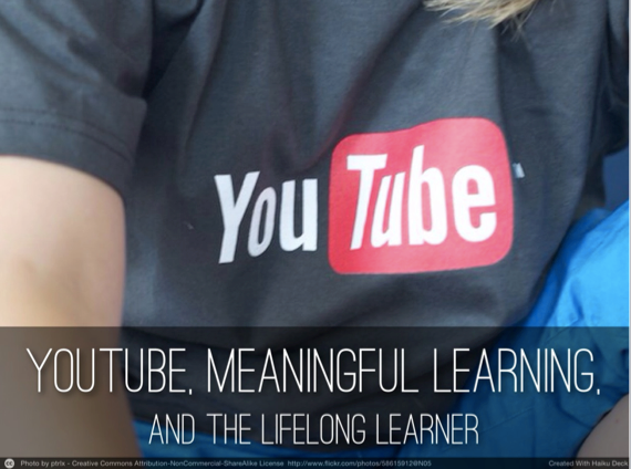 Image result for youtube lifelong learning