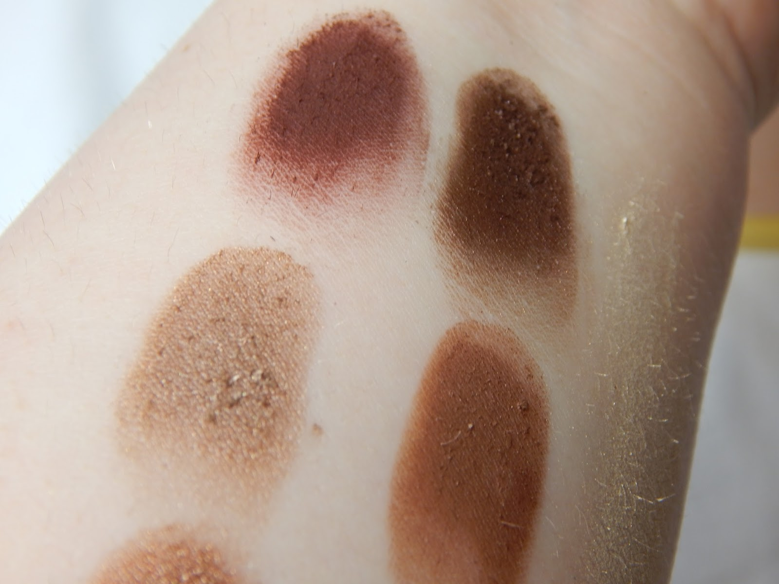 Makeup Revolution, I Heart Makeup Naked Chocolate Palette