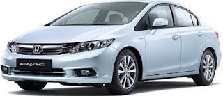 Honda New Car 2012 in Malaysia-1