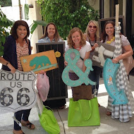 Girls day out at the Penelope Lane Boutique