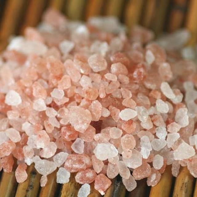 Sól himalajska właściwości lecznicze